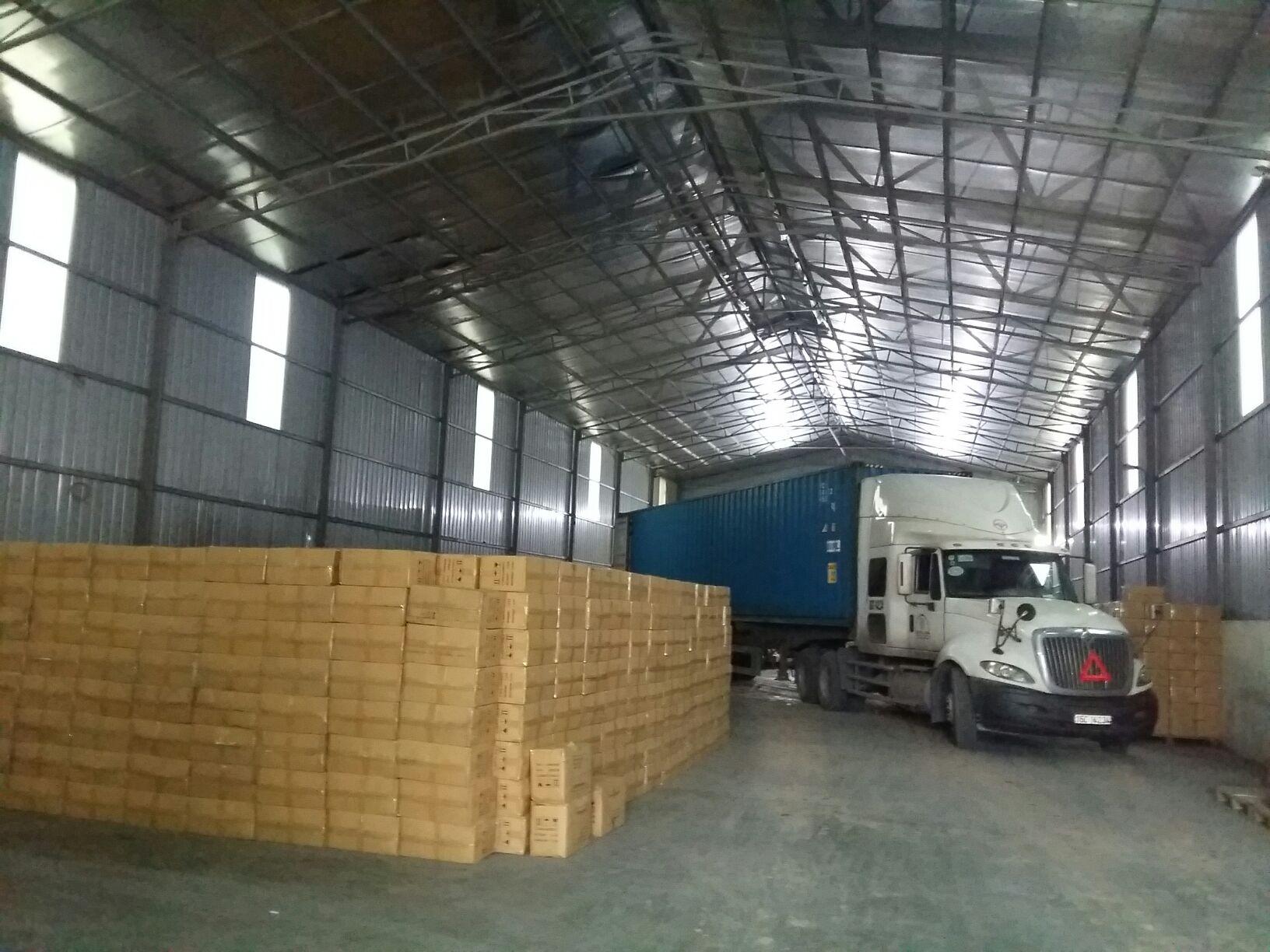 Nhà máy sản xuất Hưng Yên