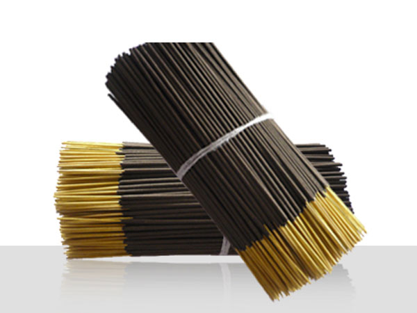 Raw incense stick charcoal 9''